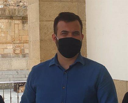 """El alcalde de Cáceres agradece el """"comportamiento responsable"""" de la ciudad, que sigue bajando contagios"""