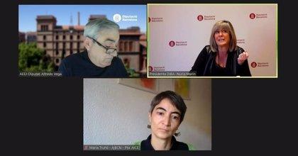 """Núria Marín destaca el """"valor crucial"""" de la educación en las políticas públicas de proximidad"""