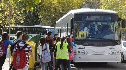 Tráfico inicia este lunes una campaña de vigilancia y control de transporte escolar y de menores