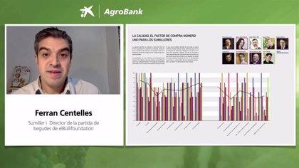 CaixaBank y elBullifoundation analizan la situación de la industria vinícola de DO Penedès