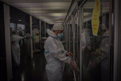 Coronavirus.- Catalunya registra 561 casos i 36 morts més en 24 hores