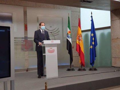 Las cuentas para 2021 potenciarán la promoción en el exterior e impulsarán a los municipios extremeños