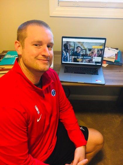 El director de preparación física de los Washington Wizards realiza su tesis doctoral con la UCAM