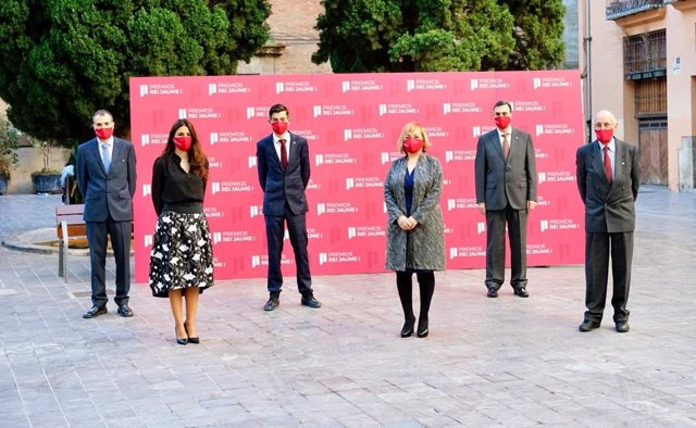Premios Jaume I 2020
