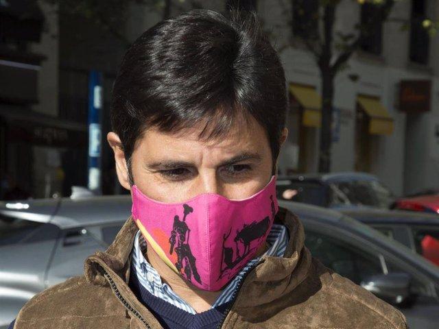 Francisco Rivera, en una imagen reciente