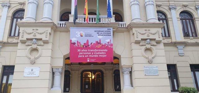 Málaga celebra el Día Internacional de la Ciudad Educadora