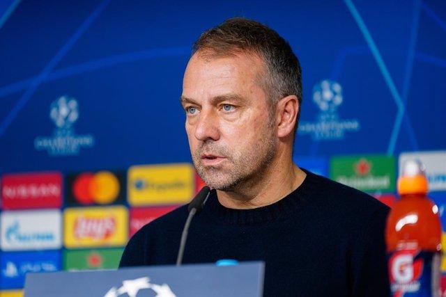 Hansi Flick, entrenador del Bayern