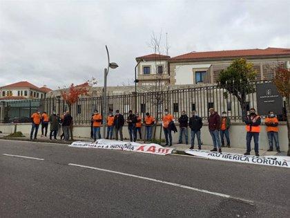 """Alu Ibérica advierte de que los sindicatos, con """"falsedades"""", pueden situar a la empresa """"al borde del abismo"""""""