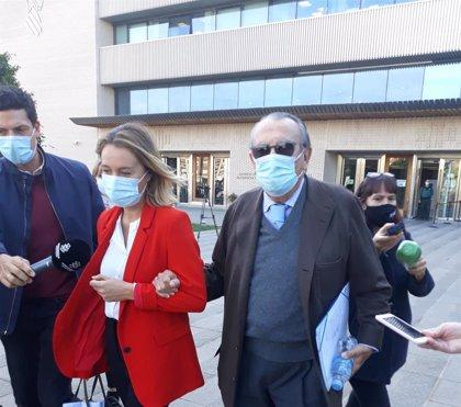 El juzgado pide al PP información sobre un pago de casi 59.000€ a Carlos Fabra en la causa que investiga su patrimonio