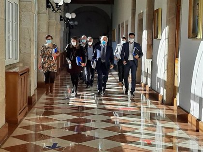 Luz verde a los presupuestos de la Diputación de Lugo, que ascienden a 92 millones, y a la disolución de Suplusa