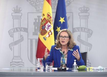 """Calviño reiterará al Eurogrupo la """"urgencia"""" de un acuerdo para desbloquear el fondo de recuperación"""