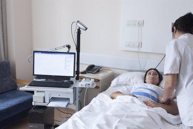La fuerza muscular de los pacientes hospitalizados puede disminuir hasta un 25% en una semana