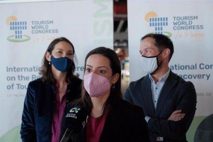 """Canarias pide medidas de control sanitario más """"accesibles y asequibles"""" para ayudar a la recuperación del turismo"""