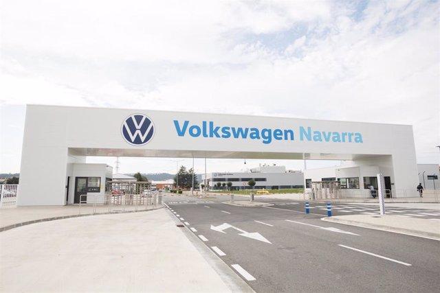 Coronavirus.- Volkswagen Navarra retrasa el arranque se su actividad al 27 de abril