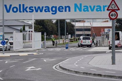 Volkswagen Navarra propone un calendario para 2021 con 209 días de trabajo como jornada de referencia