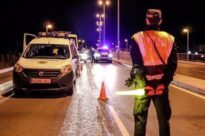La Policía Local de Alicante impone 70 denuncias el fin de semana por incumplir medidas del estado de alarma