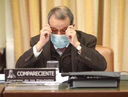 El Defensor del Pueblo suspende su visita a Canarias por estar en contacto estrecho con un positivo en Covid-19