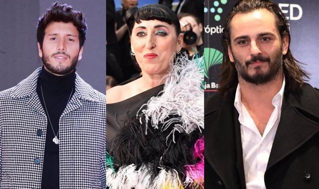 Rossy de Palma, Asier Etxeandía y Sebastián Yatra protagonizarán la primera serie musical de Netflix producida en España