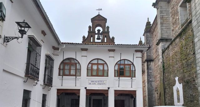 Residencia Hogar Reina De Los Ángeles de Aracena (Huelva).