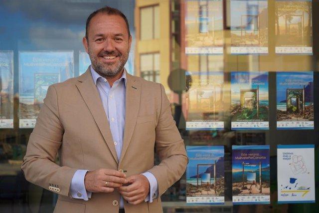 Ignacio Poladura nuevo director general de Viajes Insular