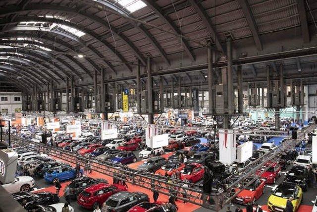 El Salón Ocasión de Fira de Barcelona ha vendido más de 3.400 coches seminuevos (ARCHIVO).