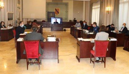 Constituida en el Parlament la ponencia relativa al Proyecto de Ley de Presupuestos para 2021