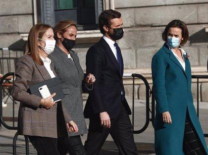 """Casado, tras ordenar Transparencia a Sanidad desvelar sus expertos: """"No se puede mentir a todo el mundo todo el tiempo"""""""