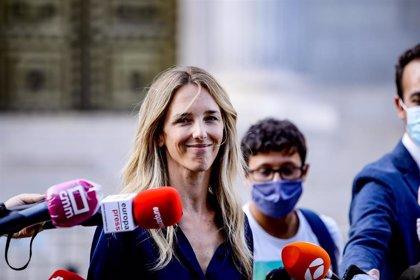 TC estudiará recurso de Álvarez de Toledo por la decisión de Batet de retirar sus palabras contra el padre de Iglesias