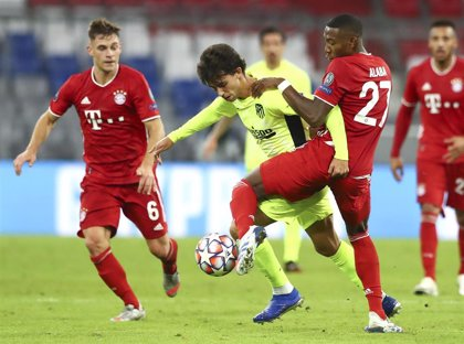 El Atlético se la juega ante un Bayern afeitado