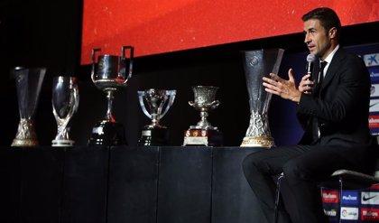 """Gabi: """"Necesito prepararme bien, no tendría sentido llegar al Atlético sólo por quien soy"""""""