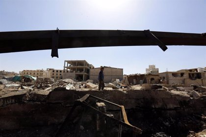 Al menos ocho muertos, cinco de ellos niños, y seis heridos tras un bombardeo en el oeste de Yemen