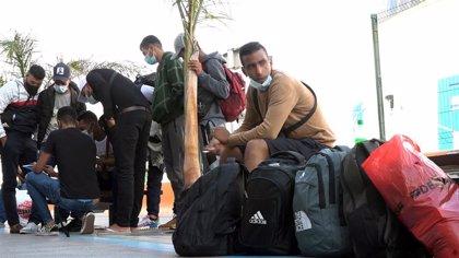 Llegan 68 inmigrantes magrebíes en dos embarcaciones a Gran Canaria