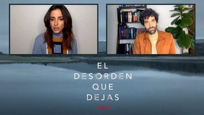 """Inma Cuesta protagoniza en Netflix 'El desorden que dejas': """"Me preocupa el descontento y miedo que hay en la sociedad"""""""