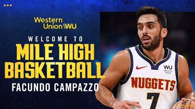Campazzo ficha por Denver Nuggets