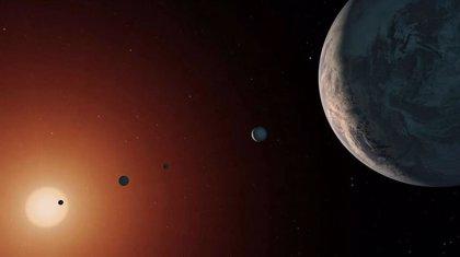 El Sístema Solar se ajusta al estándar galáctico incluso con 8 planetas