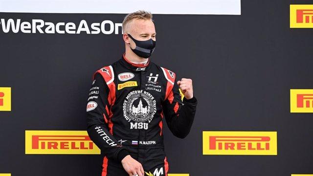Nikita Mazepin, nuevo piloto de Haas