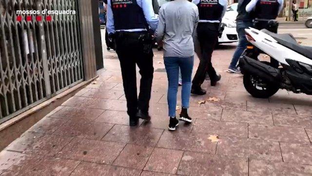Detingut un clan familiar dedicat a robar amb violència a gent gran a Catalunya