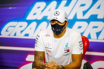 Hamilton contrae el coronavirus y se perderá la penúltima carrera del Mundial