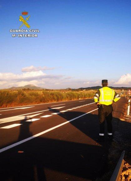 Investigan a una conductora de Caravaca que circulaba a 211 kilómetros por hora en una vía interurbana