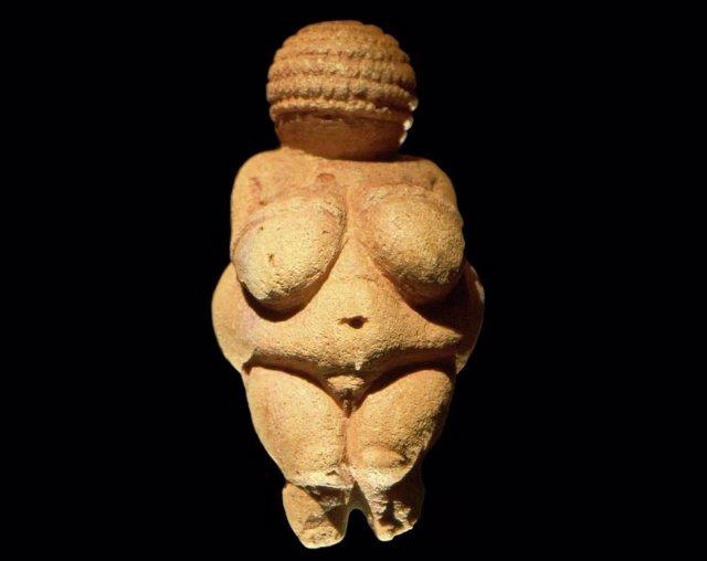 Figurita de Venus paleolítica