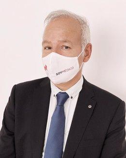 El candidato al Ilustre Colegio de Médicos de Madrid (ICOMEM) Manuel Martínez-Sellés, jefe de Sección de Cardiología del Hospital Gregorio Marañón de Madrid