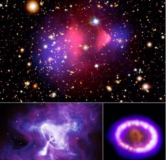 Nuevos ejemplos de sonificación de imágenes de la NASA