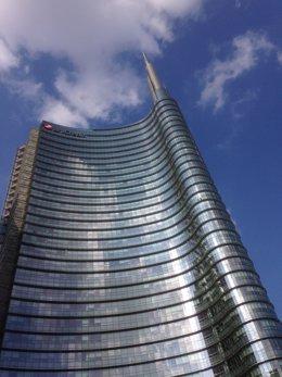 Sede central de UniCredit en Milán