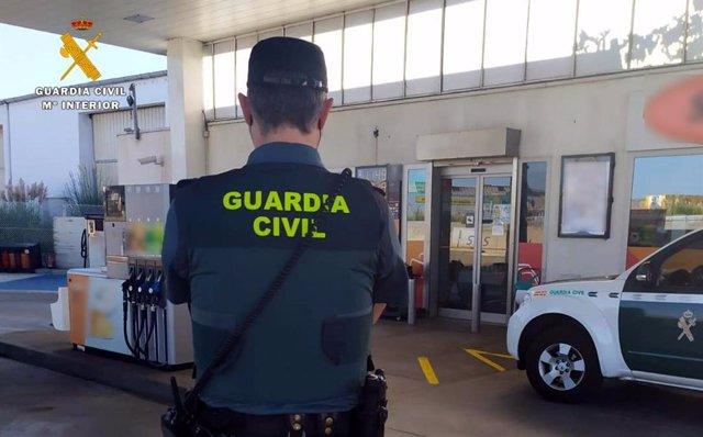 Nota De Prensa La Guardia Civil Desarticula Un Grupo Criminal