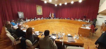 """AMP.-Logroño aprueba su Presupuesto 2021, de 196 millones, con el 'no' de PP y Cs por """"no ser lo que necesita la ciudad"""""""