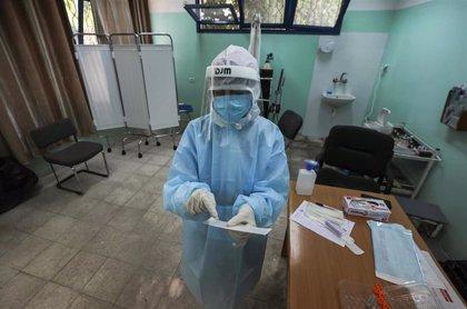 Cisjordania y la Franja de Gaza baten un nuevo récord de casos de coronavirus