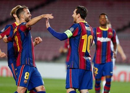 Messi, Ter Stegen y Coutinho, ausentes por descanso ante el Ferencváros