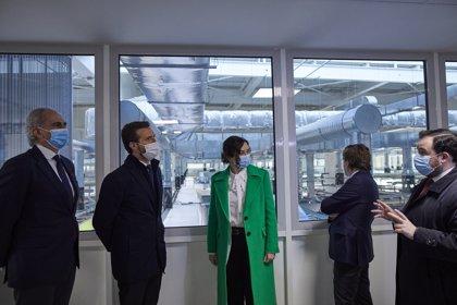 "Ayuso inaugura el Isabel Zendal, ""un hospital para España"", que será un ""pulmón asistencial"" frente a emergencias"