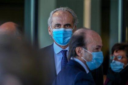 Madrid avanza que los profesionales del Zendal llegarán a lo largo de esta semana y los pacientes la próxima