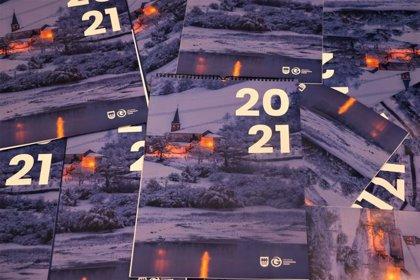 Diputación de Gipuzkoa inicia este miércoles el reparto del calendario 2021 en los soportales del Palacio foral